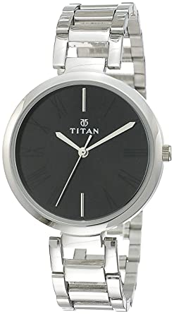 9648eb557e2 Buy Titan Youth Analog Black Dial Women s Watch -NK2480SM02 Online ...