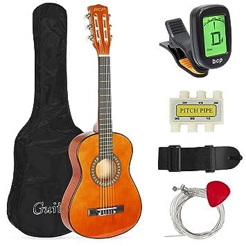 Amazon.com: Best Choice Products - Guitarra acústica clásica ...