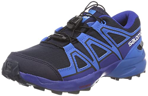 Salomon Speedcross CSWP J, Zapatillas de Trail Running Unisex niños: Amazon.es: Zapatos y complementos