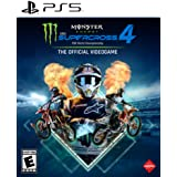 Monster Energy Supercross 4 - 13200 PlayStation 5 Games and Software