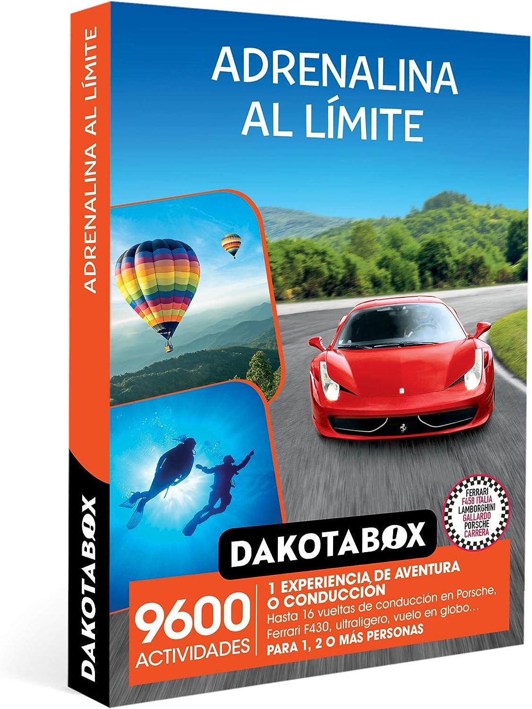 dakotabox adrenalina al limite