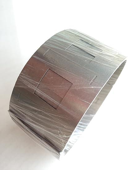 MangroveSkeeter Placa de níquel puro ni tira rollo de cinta 18650 ...