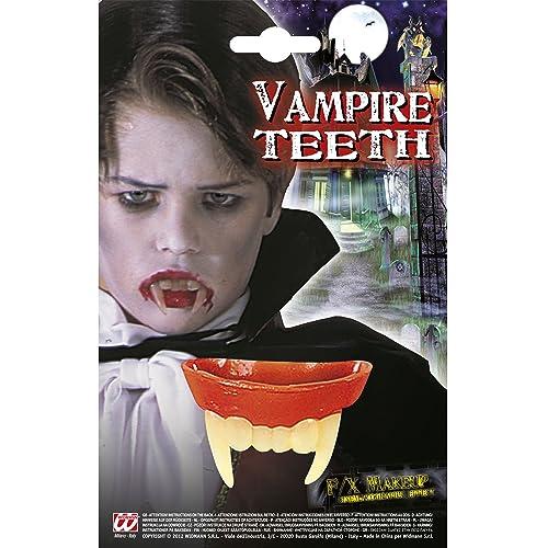 Vampire Teeth For Kids Accessory for Halloween Dracula Fancy Dress