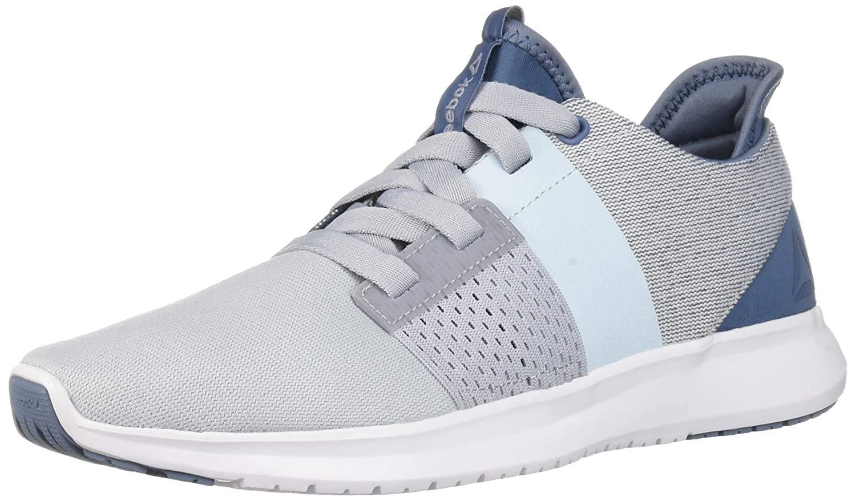 Bleu Slate Cloud gris Dre Reebok Femmes Chaussures Athlétiques 36.5 EU