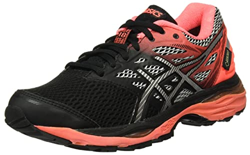 Asics Gel-Cumulus 18 G-tx, Women's Competition Running Shoes, Multicolour (