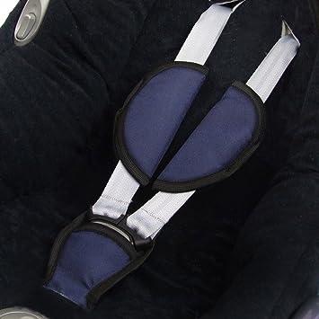 SET Gurtpolster BAMBINIWELT UNIVERSAL 3tlg Braun Schrittpolster f/ür Maxi-Cosi Babyschalen Gruppe0 NEU R/ÖMER