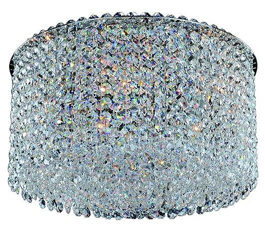 Amazon.com: Milieu Metro - Lámpara de techo (5 luces ...