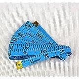 Liroyal 1 Tailors Tape Measure blue ( hi )