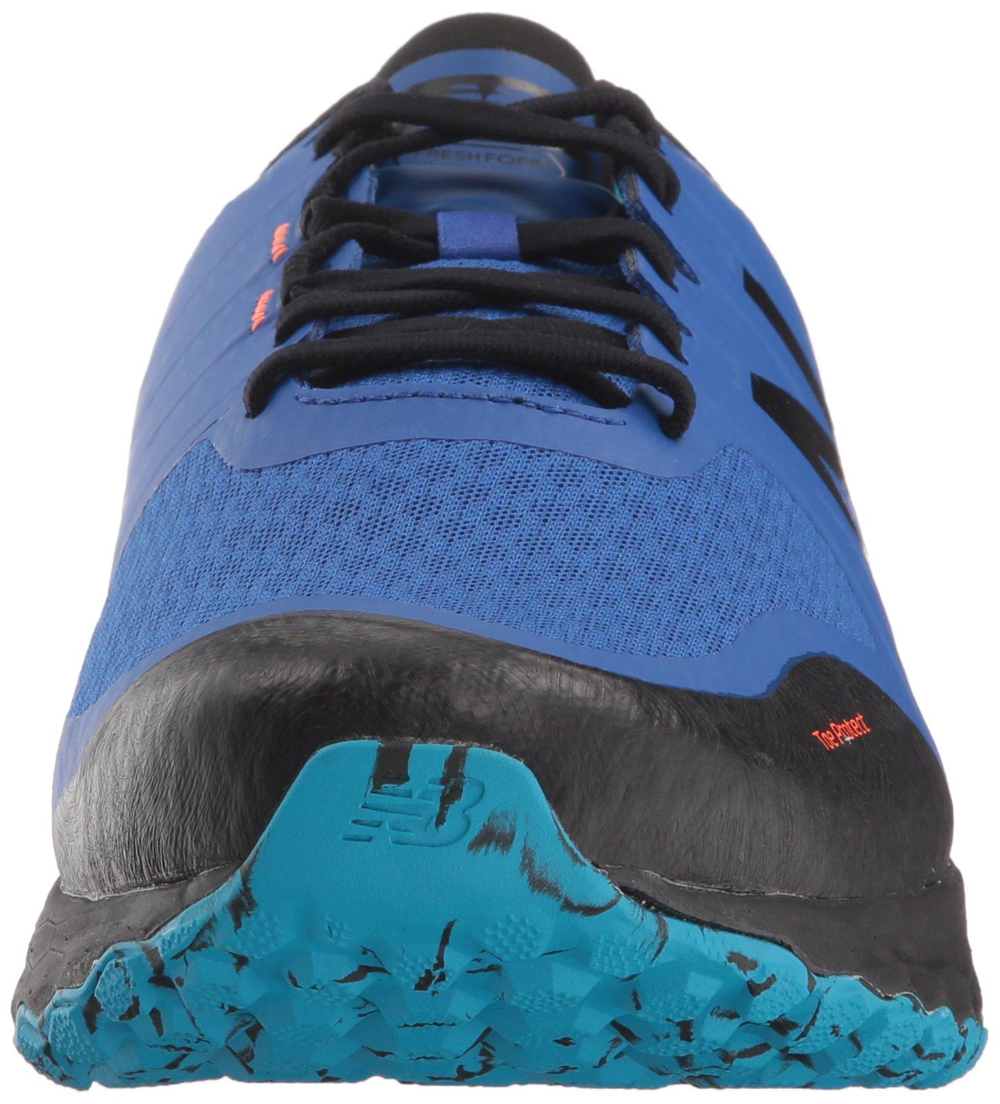 New Balance Men's Kaymin Trail v1 Fresh Foam Trail Running Shoe, Deep Pacific, 7 D US by New Balance (Image #4)