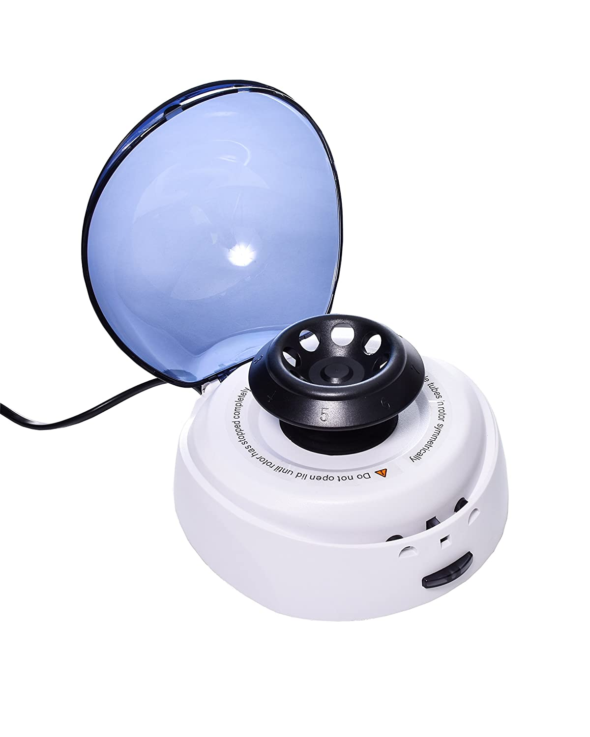 Camlab 1190944 D1008 Mini Centrifuge with Blue Lid