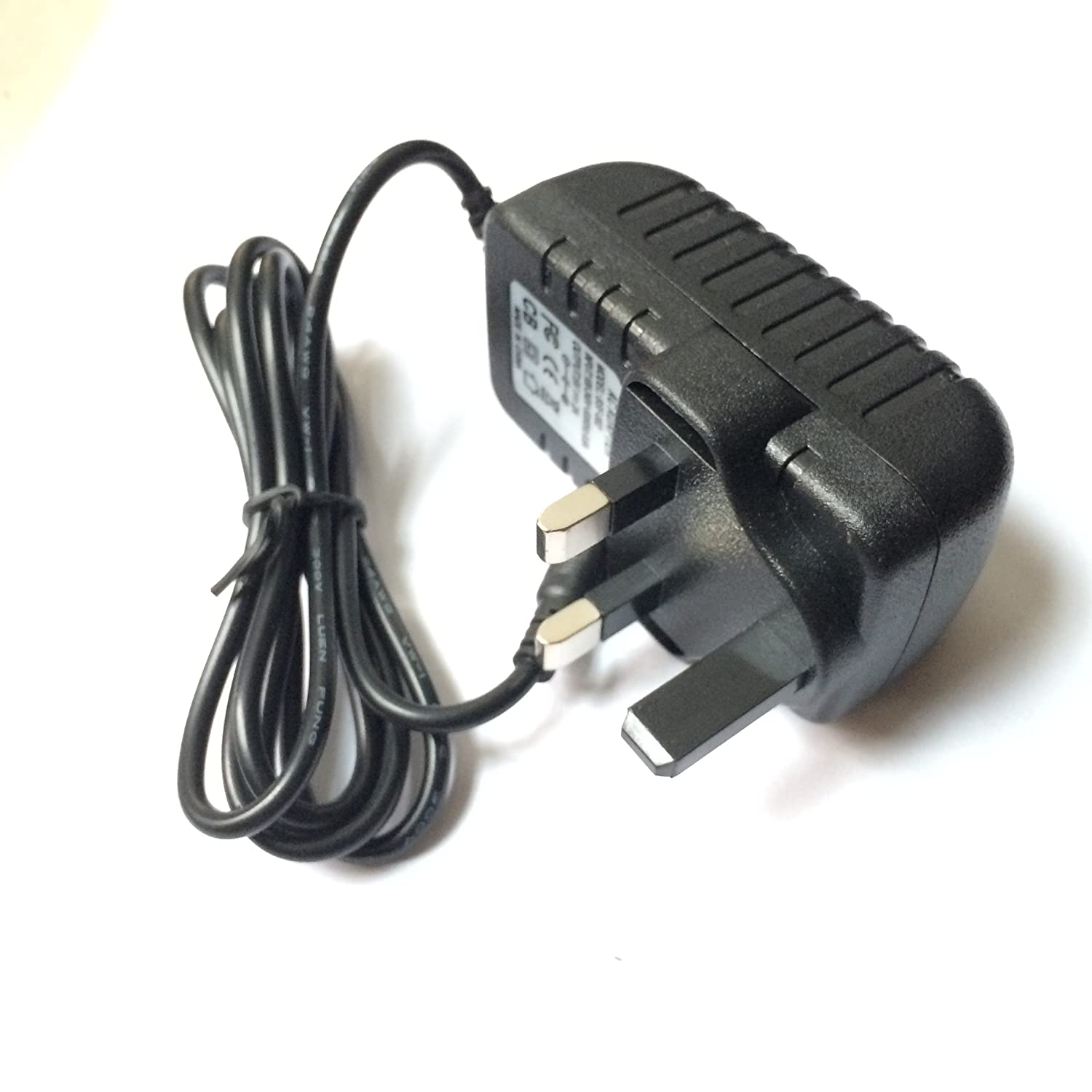 5v 2a Uk Mains Power Adaptor Charger For 7 Inch Tablet Fuhu Nabi 2 Nv7a Computers Accessories