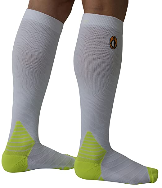 Full Cushioned Sole Compression Socks For Men Women