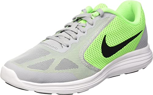 Nike Revolution 3 (GS) - Zapatillas para niño: MainApps: Amazon.es ...