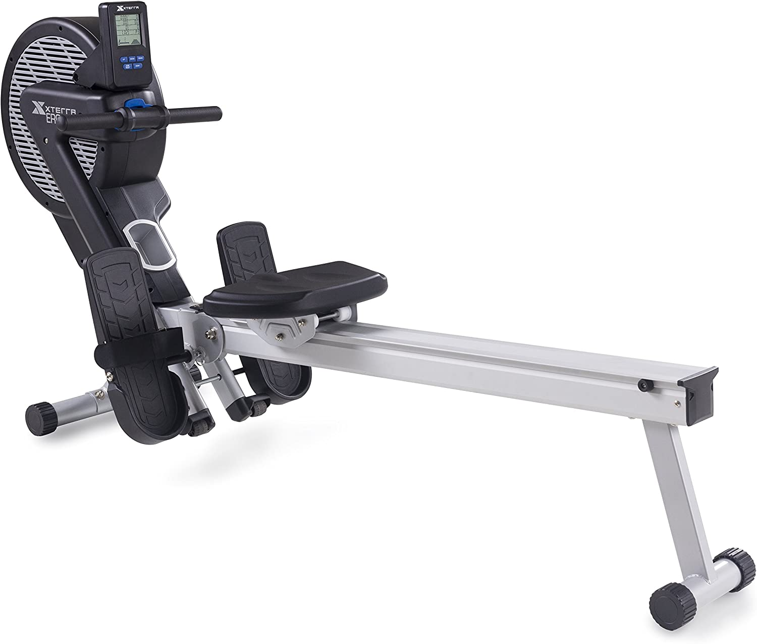 Xterra ERG400 Rower Review – Air & Magnetic Resistance Folding Rower