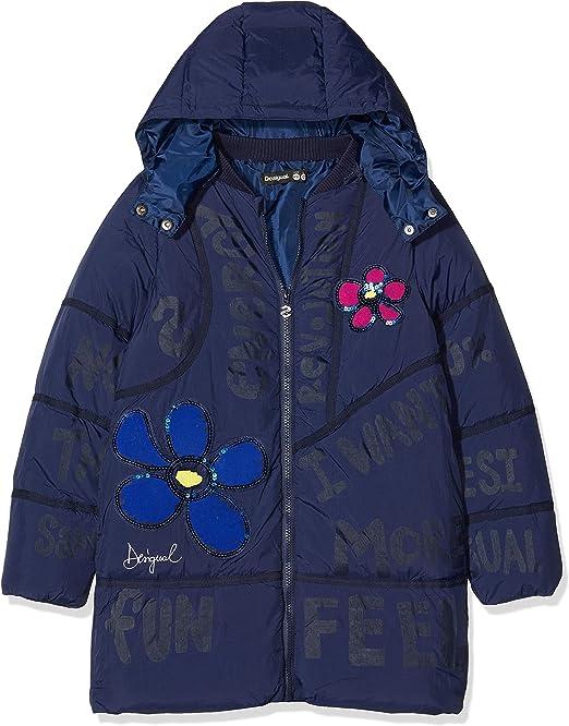Desigual Coat Lichi Giacca Bambina