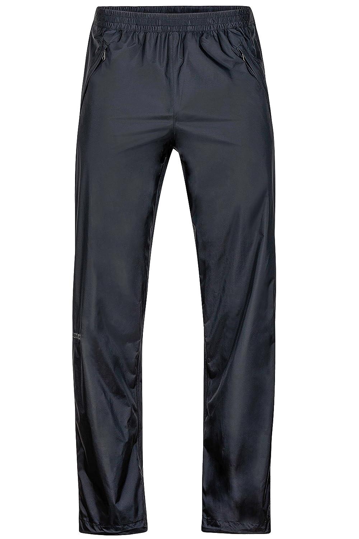 Marmot 41260-001-7 Pantalón con Cremallera, Hombre, Negro (Schwarz), XXL
