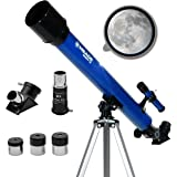 Meade Instruments – Infinity 50mm Aperture, Portable Refracting Astronomy Telescope for Kids & Beginners – Multiple…