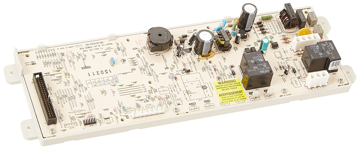 General Electric WE4M489 Main Control Board