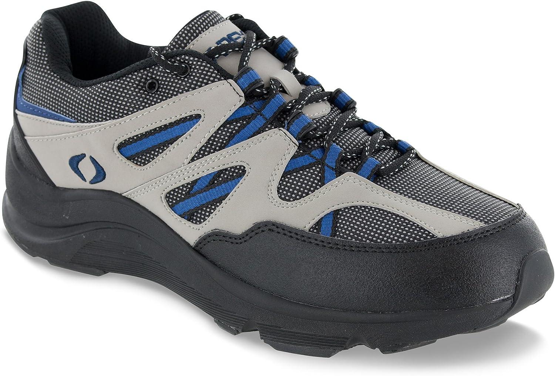 Apex Men's Sierra Trail Runner Grey Hiking Shoe 811RJJzX9tL