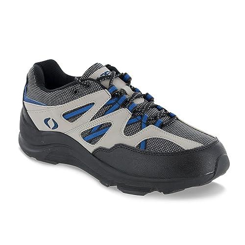 Apex Men s Sierra Trail Runner Grey Hiking Shoe