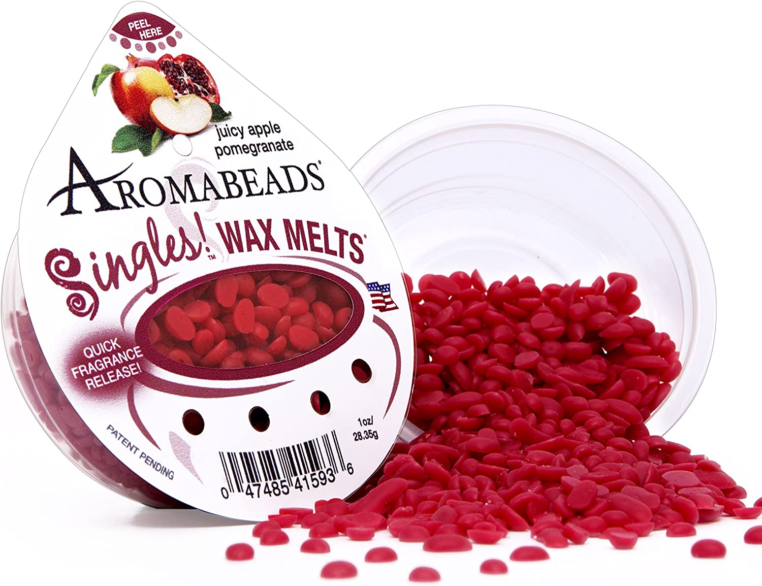 Aromabeads Sampler Assorted 10-Pack Wax Melts (Mini Melts)