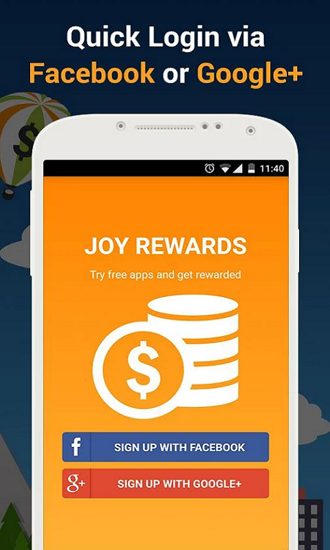 Joy Rewards - Free Gift Cards