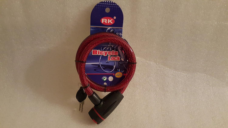Wheel Lock RK Bicycle Lock Cabinet Lock Shed Lock Heavy Duty Lock Bike Lock Gate Lock Multi Purpose Lock