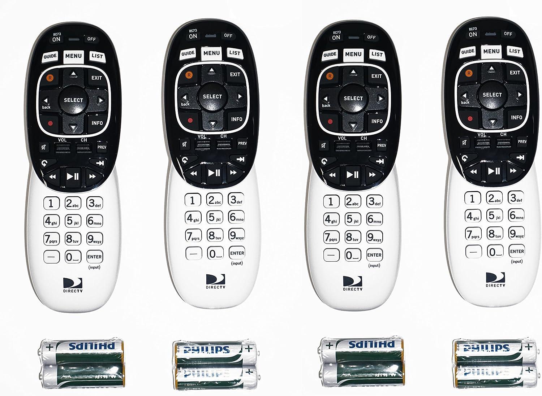 DirecTV AT/&T Genie Universal Remote Control IR//RF RC73 Replaces RC72 RC71