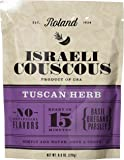 Roland Israeli Couscous, Tuscan Herb, 6.3 Ounce