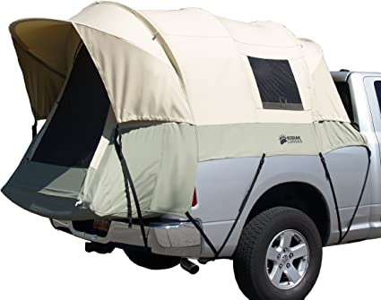 Kodiak Canvas Truck Bed 2 Person Tent