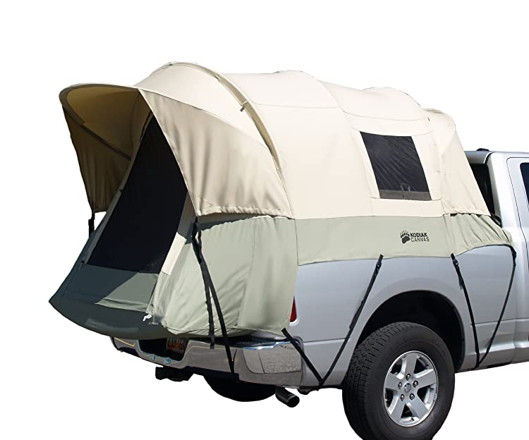 Kodiak Canvas Truck Bed Tent-best truck bed tent