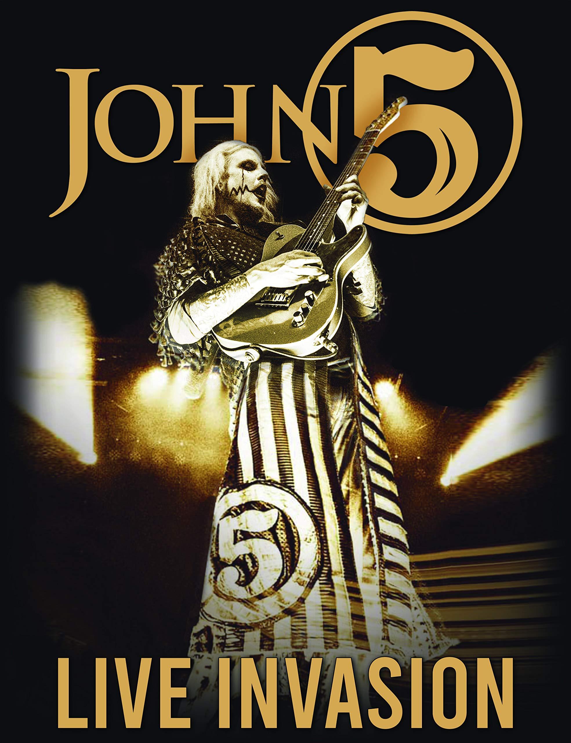 John 5 - Live Invasion on Amazon Prime Video UK
