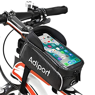 Stable Bike  Frame Bag Waterproof Top Tube Phone Pouch Holder Case