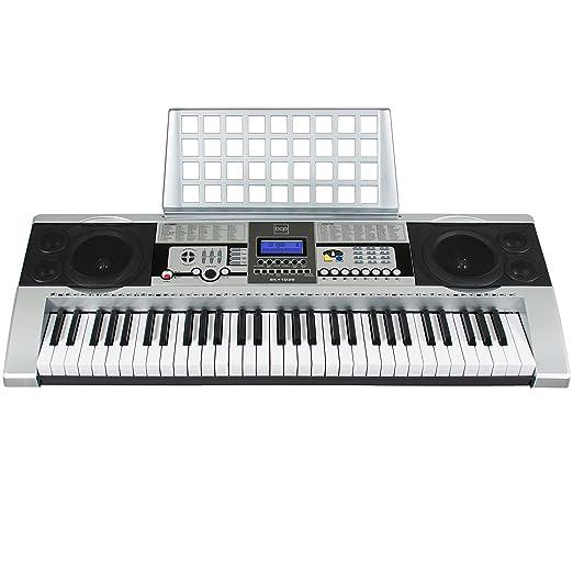 Amazon.com: Best Choice Products 61 Key Music Electronic Keyboard ...