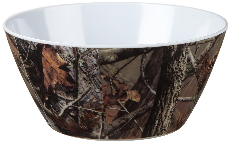 Camouflage Dishes Amazoncom Dii Real Tree Melamine Bowl 6 Inch Set Of 6 Camo