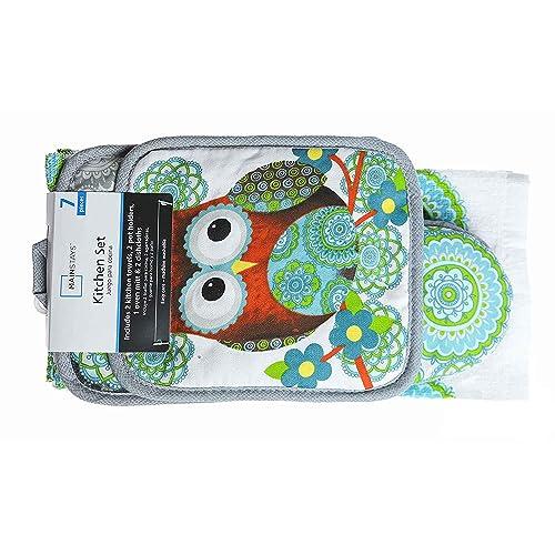 Owl Kitchen Decor Walmart: Owl Kitchen Decor: Amazon.com