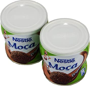 Nestlé - Moça Fiesta - Chocolate Truffle - 13.58 Oz (PACK OF 02) |