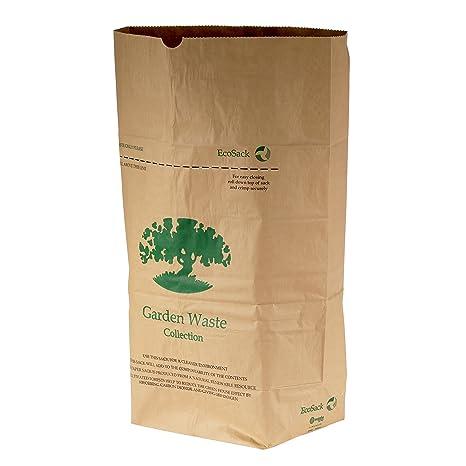 fce315ff7 All-Green - Bolsas de basura biodegradables y compostables (papel, 75 L,