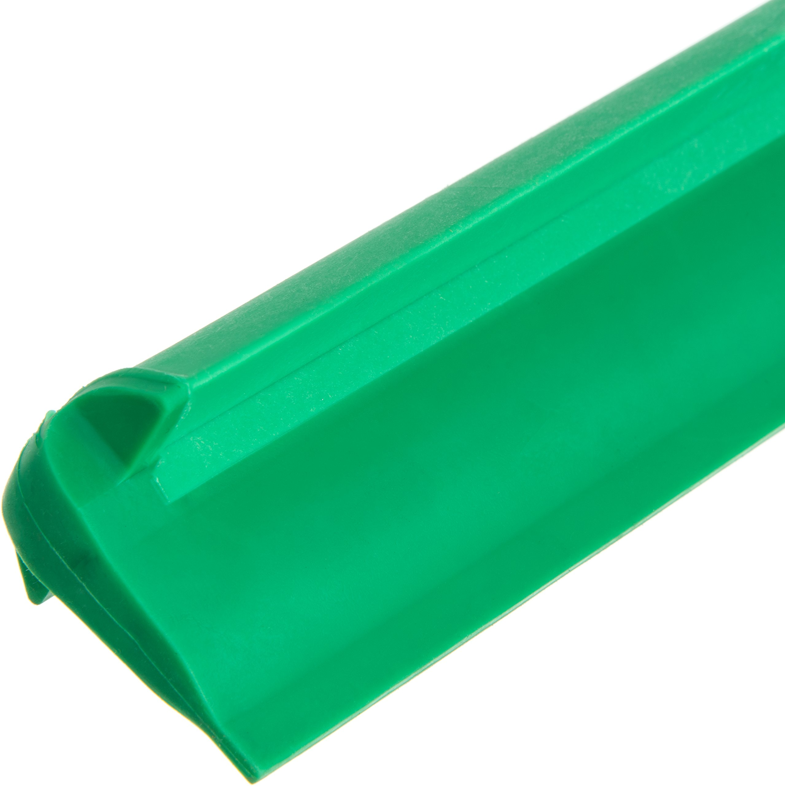 Carlisle 3656809 Solid One-Piece Foam Rubber Head Floor Squeegee, 24'' Length, Green by Carlisle (Image #9)