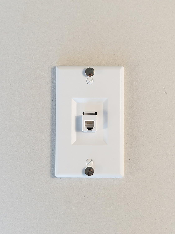 Famous Leviton Phone Festooning - Wiring Diagram Ideas - guapodugh.com