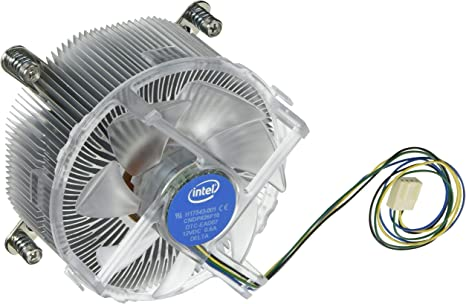 Intel BXTS13A - Ventilador de PC (Enfriador, Procesador, Socket R ...