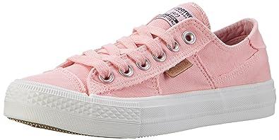 Dockers by Gerli Damen 40TH201 790760 Sneakers, Pink (Rosa