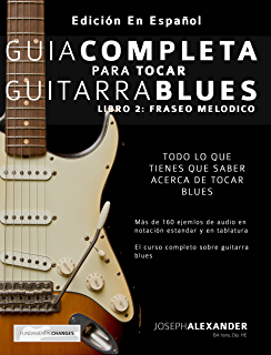 Fingerstyle en la guitarra blues: Domina el fingerpicking y los ...