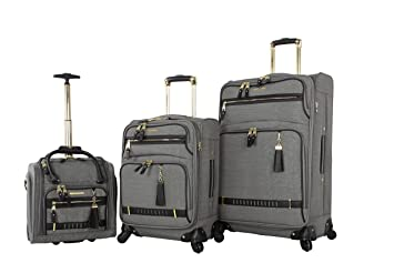 Amazon.com: Steve Madden Luggage - Juego de maletas (3 ...