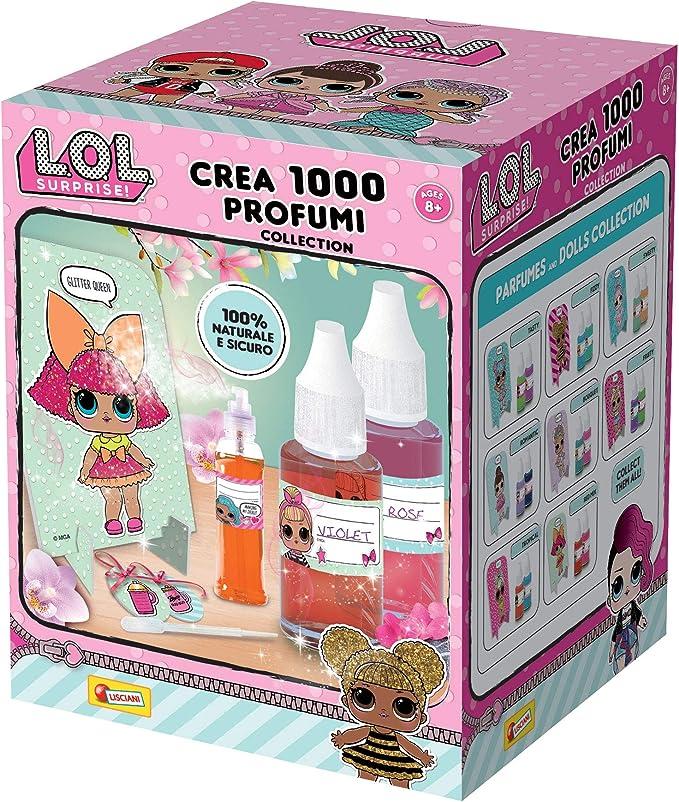 Lisciani Giochi LOL Surprise 1000 Profumi Collection, Multicolore, 69478