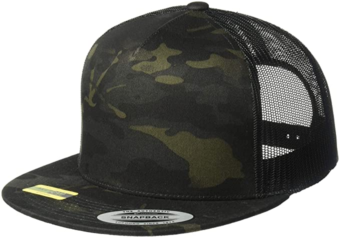 45607e4430977 Flexfit Yupoong Men s YP Multicam Classic Trucker