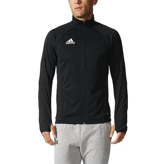 b85709ef6 adidas Mens Tiro 17 Training Jacket at Amazon Men's Clothing store: