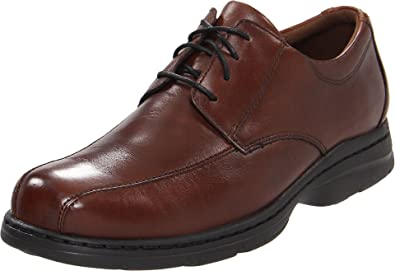 Dunham Men's Bryce Oxford,Brown Smooth,8 ...