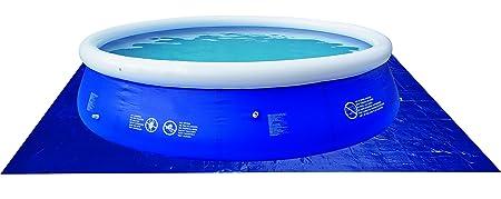 Jilong GC 390x390 - Suelo de lona para piscinas circulares: Amazon.es: Jardín