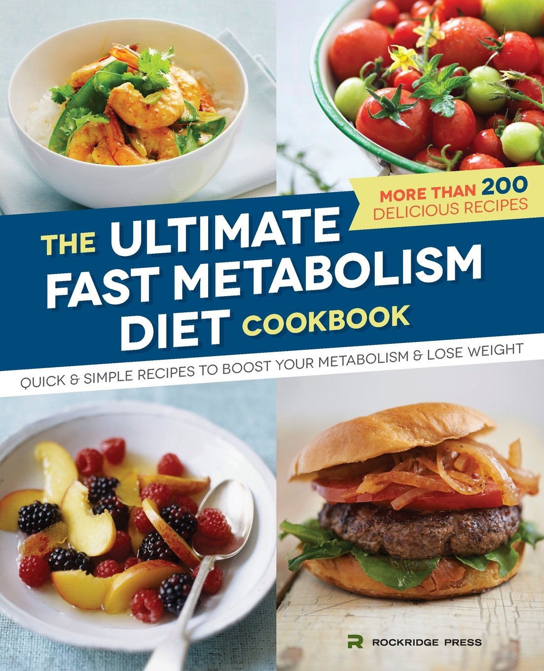 Ultimate Fast Metabolism Diet Cookbook product image